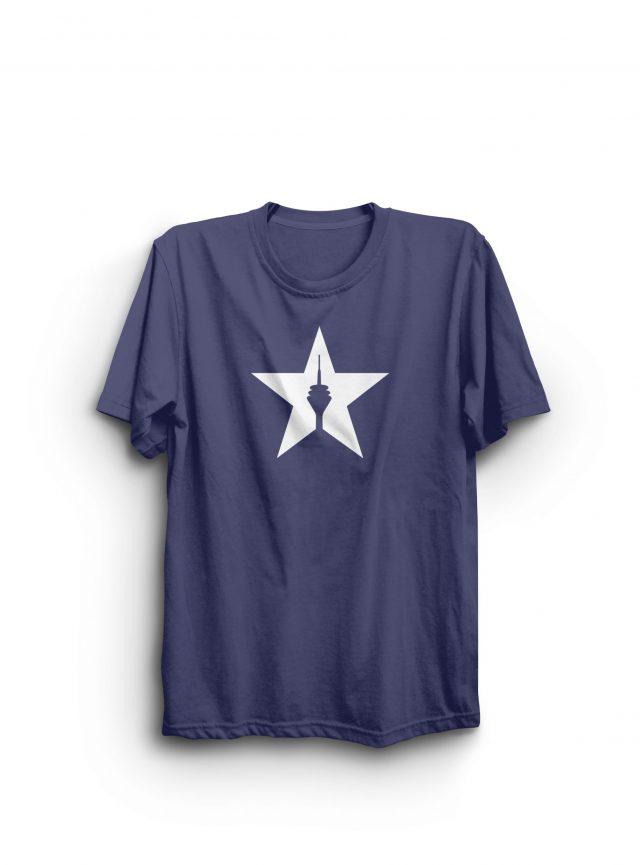 Shirt Rheinturm